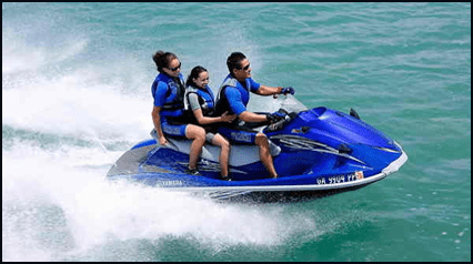 Personal Watercraft Donations